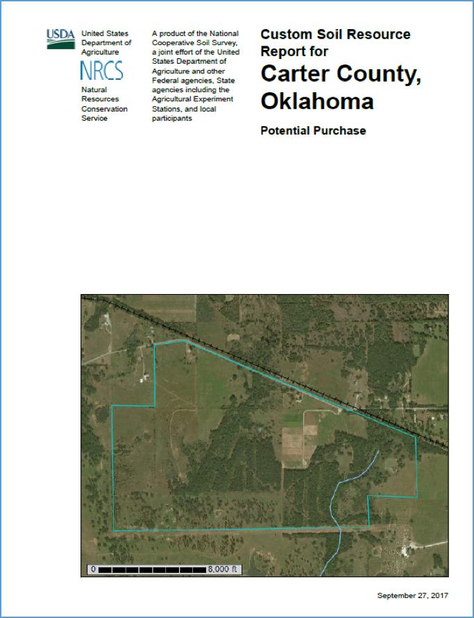 Custom Soil Resource Report