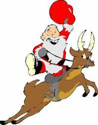 Image result for cowboy santa clipart for free